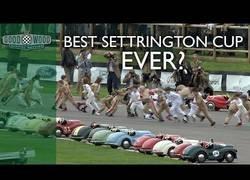 Enlace a El resumen de la Settrington Cup, la mejor competición automovilística que habrás visto hasta la fecha