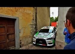 Enlace a Nadie dijo que era fácil pasar ese tramo del Rally de Rubinetto