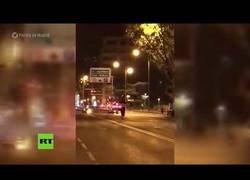 Enlace a Intento de atropello en Madrid