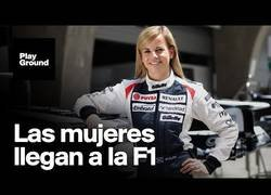 Enlace a Formula 1 exclusivamente femenina