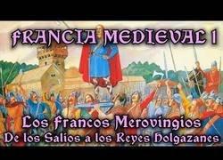 Enlace a Francia medieval: Los francos Merovingios