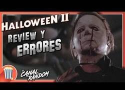 Enlace a Errores de películas de Halloween 2
