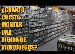 Enlace a ¿Cuánto costaría crear tu propia tienda de videojuegos?