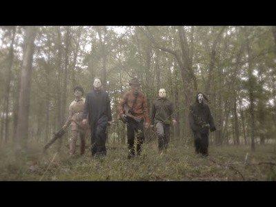 Los clásicos asesinos intrepretando un tema a lo Backstreet Boys