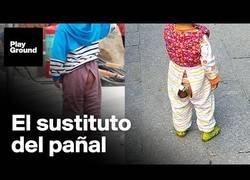 Enlace a El polémico pantalón agujereado de los niños chinos