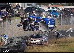 Enlace a Brutal Crashes. Motorsports Mistakes. Fails Compilation #1