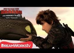 Enlace a Tráiler final de 'Cómo entrenar a tu dragón: El Mundo Oculto'
