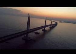 Enlace a Se abre al público el puente más largo del mundo