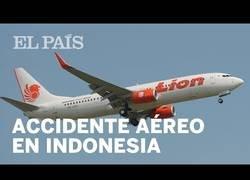 Enlace a Nuevo accidente aéreo