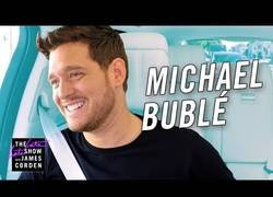Enlace a El carpool de Michael Bubble