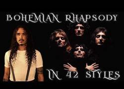Enlace a Así suena Bohemian Rhapsody