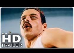 Enlace a Trailer de Bohemian Rhapsody, biografía de Freddy Mercury. Ya en cines