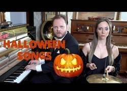 Enlace a Canciones de Halloween
