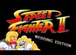 Enlace a Buenísimo: odiar las bodas versión Street Fighter