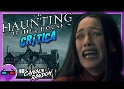 Enlace a Crítica a Haunting of hill house