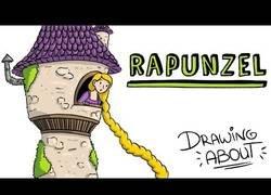 Enlace a La verdadera historia de Rapunzel