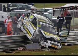 Enlace a Brutal Crashes. Motorsports Mistakes. Fails Compilation #3