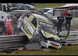 Enlace a Brutal Crashes. Motorsports Mistakes. Fails Compilation #3