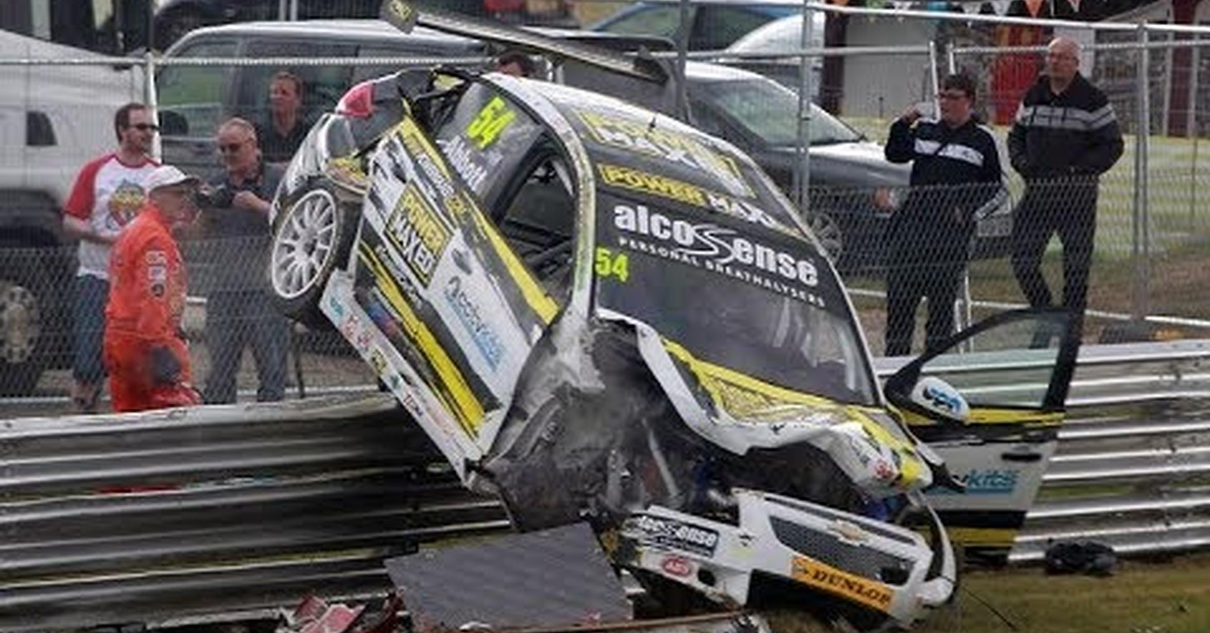 ¡No tengo tele! / Brutal Crashes. Motorsports Mistakes ...