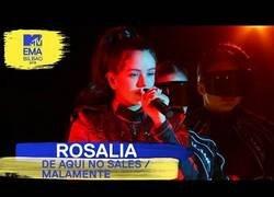 Enlace a Rosalía -