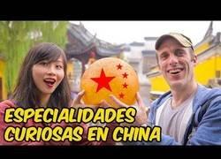 Enlace a Comida callejera en China
