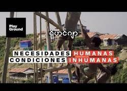 Enlace a Necesidades humanas, condiciones inhumanas