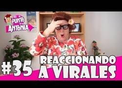 Enlace a ¡Reaccionando a Virales! - LOS MORANCOS | El Punto de la Antonia