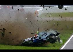 Enlace a Brutal Crashes. Motorsports Mistakes. Fails Compilation #5