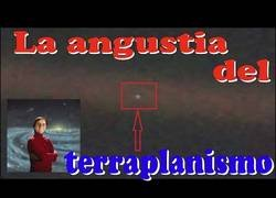 Enlace a Carl Sagan describe la angustia del terraplanismo