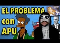 Enlace a La polémica de Apu
