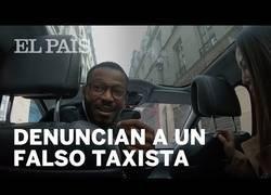 Enlace a Dos turistas descubren la estafa de un falso taxista