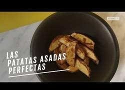Enlace a Patatas asadas perfectas: ¿cómo se hace?