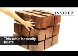 Enlace a Te presentamos esta mesa flotante