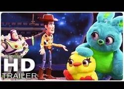 Enlace a ¡Ya está aquí el Trailer en español de 'Toy Story 4'!