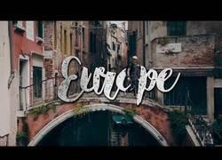 Enlace a Europa: así es viajar por 12 países en 24 días