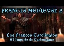 Enlace a La historia de Carlomagno, el padre de Europa