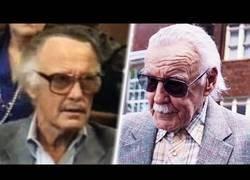 Enlace a Evolución de todos los cameos de Stan Lee en películas de Marvel