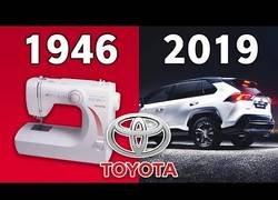 Enlace a Evolución de los productos Toyota ¿¡cómo pasas del segundo al tercero!?