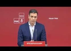 Enlace a Hemeroteca: Sanchez y su opinión sobre los presupuestos