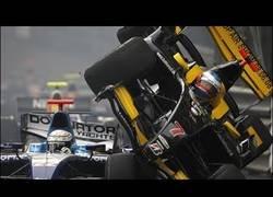 Enlace a Los mayores accidentes de Fórmula 1
