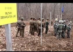 Enlace a Tenso encuentro entre los ejércitos de Corea del Norte y Corea del Sur