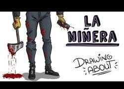 Enlace a La leyenda urbana de la niñera | Draw My Life Miércoles de Terror