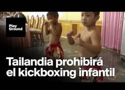 Enlace a Tailandia prohibirá el kickboxing infantil tras muerte de un luchador