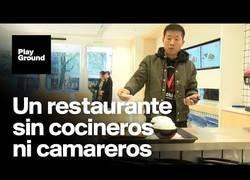 Enlace a La cocina automatizada, un restaurante sin cocineros