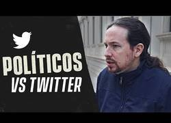Enlace a Políticos contra Twitter