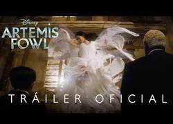 Enlace a Primer Teaser de Artemis Fowl: El reino subterráneo [subtitulado]