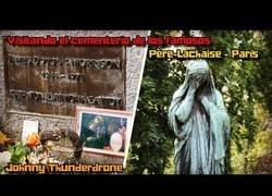 Enlace a Visitando el dementerio con mas famosos del mundo Pere-Lachaise en París