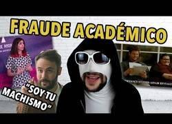 Enlace a Fraudes académicos y derivados