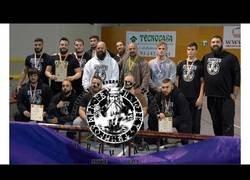 Enlace a Con 15 años se ha proclamado campeón de España del campeonato Powerlifting 2018