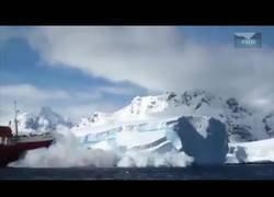 Enlace a La Antártida sigue deshaciéndose